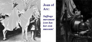 Joan of Arc has her own museum