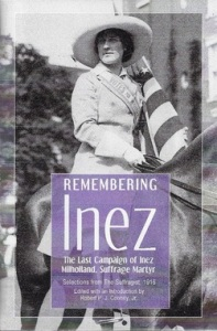 Remembering Inez is new book featured on SuffrageCentennials.com