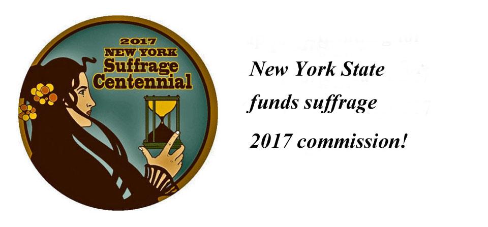 Suffrage Centennials has been publishing since 2013!