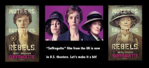 """""""Suffragette"""" film"""