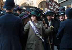 """From the """"Suffragette"""" film: Courtesy Focus Features."""